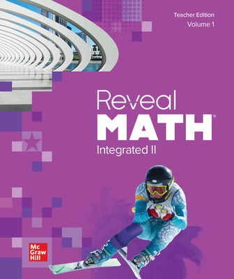 Reveal Math Integrated II Vol 1 Teacher Edition
