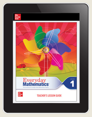 Everyday Mathematics 4 c2020 National Teacher Center Grade 1, 3-Year Subscription