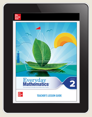 Everyday Mathematics 4 c2020 National Teacher Center Grade 2, 3-Year Subscription