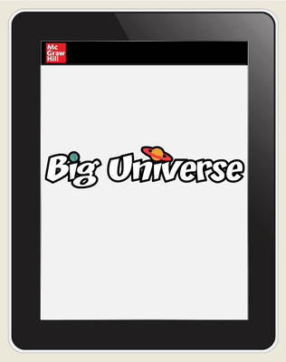 Wonders Big Universe standalone subscription 1 student - 8 years