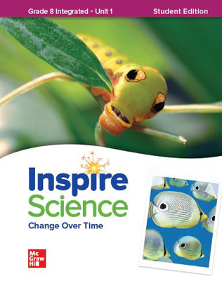Inspire Science: Integrated G8 Comprehensive Student Bundle w/SyncBlasts, 8-year subscription