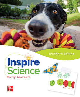Inspire Science Early Learners Print Teacher's Edition