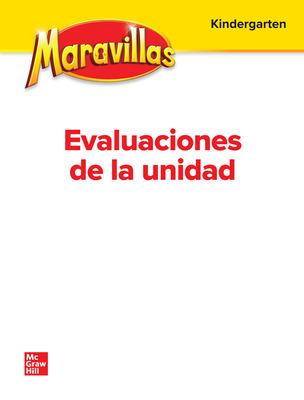 Maravillas Grade K National Unit Assessment