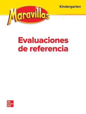 Maravillas Grade K National Benchmark Assessment