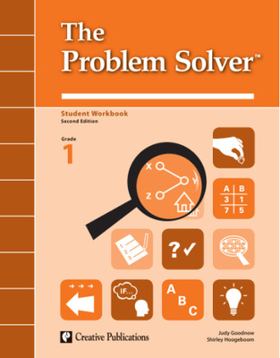 The Problem Solver, Grade 1: Student Workbook English
