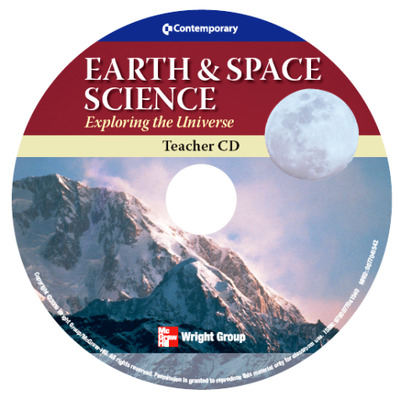 Earth & Space Science: Exploring the Universe - Teacher CD-ROM