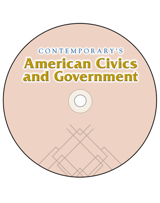 American Civics and Government, Student CD-ROM Only