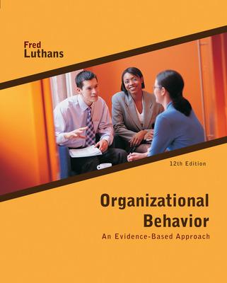 Premium Content Online Access for Organizational Behavior
