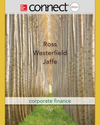 Connect Online Access for Fundamentals of Corproate Finance
