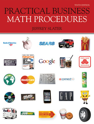 Excel Workbook to accompany Practical Business Math Procedures