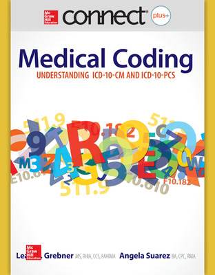Connect 2-Semester Online Access for Understanding ICD-10-CM