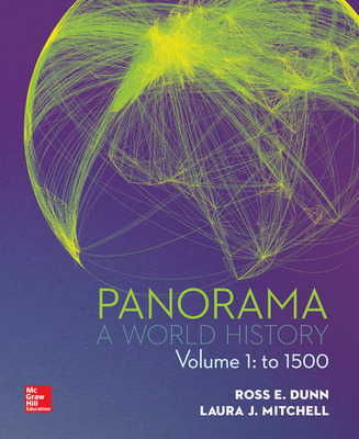 Panorama: A World History Volume 1: To 1500