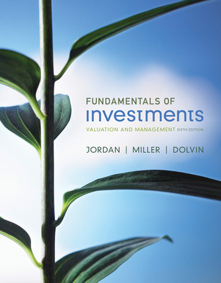 PREMIUM CONTENT ONLINE ACCESS FOR FUNDAMENTALS OF INVESTMENTS