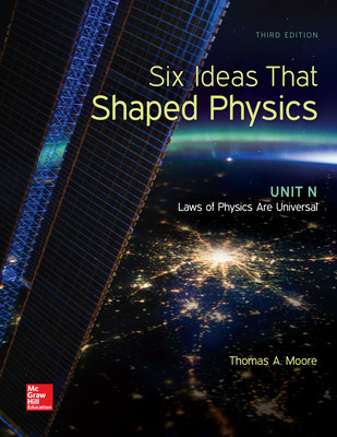 Six Ideas that Shaped Physics: Unit N - Laws of Physics are Universal