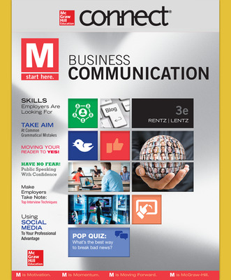 Connect 1-Semester Online Access for Rentz Business Communication