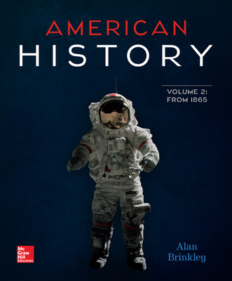 American History: Connecting with the Past Volume 2