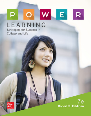 P.O.W.E.R. Learning: Strategies for Success in College and Life 7th Edition