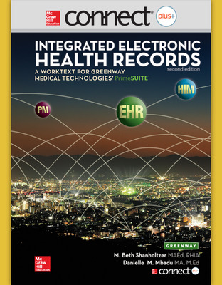 Connect 2-Semester Online Access for Integrated Electronic Health Records