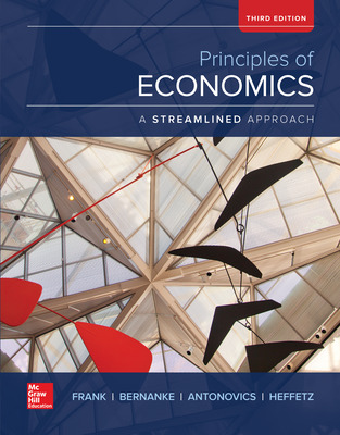 Principles of Economics, A Streamlined Approach