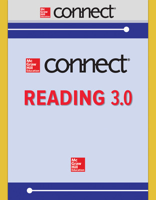 Connect Reading 3.0 Online Access