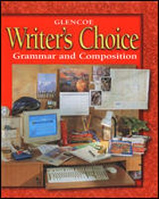 Writer's Choice © 2001, Grade 7, Daily Language Practice Transparencies