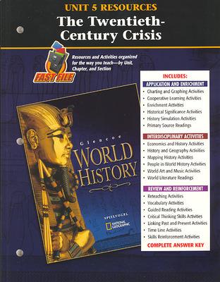 Glencoe World History, Unit 5 Resources