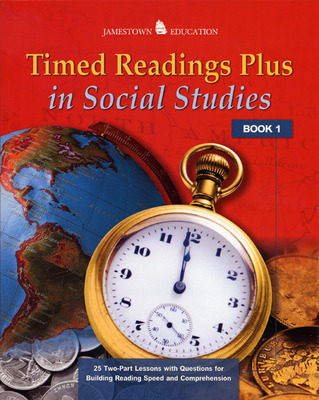 Timed Readings Plus Social Studies Book 2