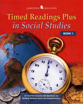 Timed Readings Plus Social Studies Book 10