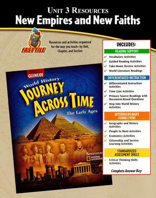 Journey Across Time, Early Ages, Unit 3 Resource