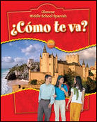 ¿Cómo te va?, Vocabulary PuzzleMaker CD-ROM (3-levels)
