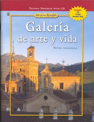 Galería de arte y vida,, Testing Program with Booklet & Audio CDs