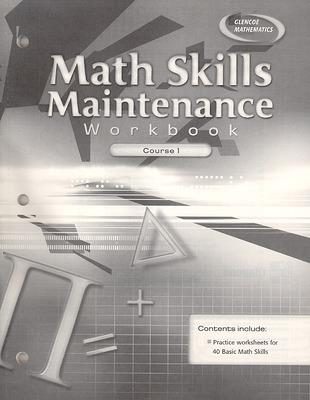Math Skills Maintenance Workbook, Course 1