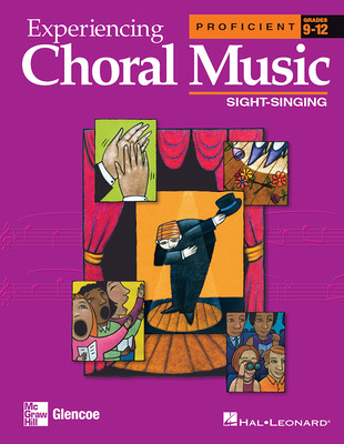Experiencing Choral Music, Proficient Sight-Singing
