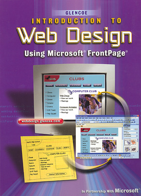 Introduction to Web Design, Using Microsoft FrontPage, Student Edition