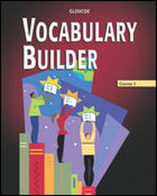 Vocabulary Builder, Course 5, Annotated Teacher Edition