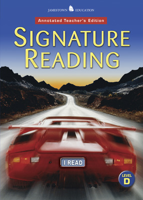 Signature Reading, Level E Teacher Edition