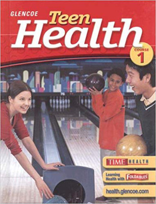 Teen Health, Course 1, Dinah Zike 4-Fold with CD-ROM