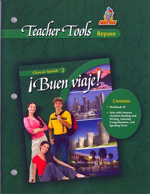 ¡Buen viaje! Level 2,  TeacherTools Repaso