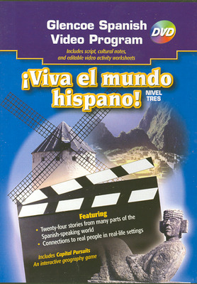 ¡Viva el mundo hispano! Level 3, Video Program DVD