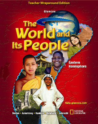 The World and Its People: Eastern Hemisphere, Teacher Wraparound Edition