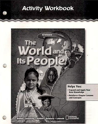 The World and Its People, Activity Workbook, Student Edition
