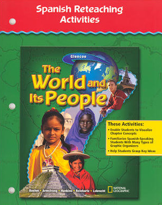 The World and Its People, Spanish Reteaching Activities