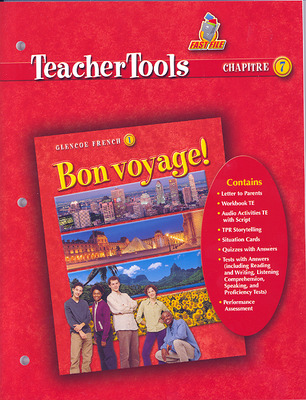 Bon voyage! Level 1, TeacherTools Chapter 7