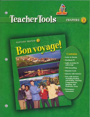 Bon voyage! Level 2, TeacherTools Chapter 9