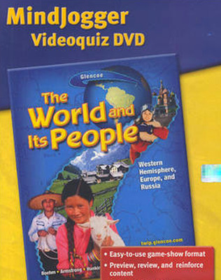 The World and Its People: Western Hemisphere, Europe, and Russia, MindJogger Videoquiz, DVD