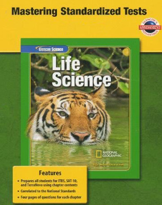 Glencoe Life iScience, Grade 7, Mastering Standardized Tests, Student Edition
