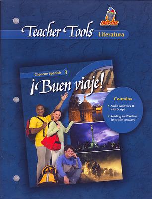 ¡Buen viaje! Level 3, TeacherTools Literatura