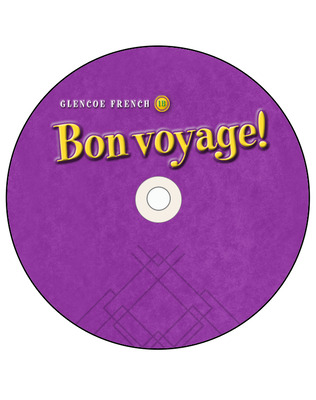 Bon voyage! Level 1 Part B, StudentWorks CD-ROM