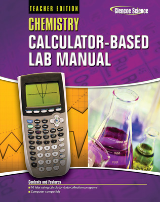 Chemistry: Concepts & Applications,  CBL Lab Manual TE