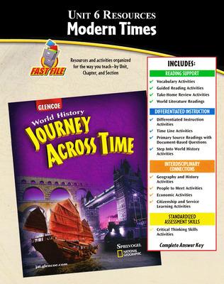 Journey Across Time, Unit Resources 6